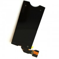 LCD + Touch Sony Xperia Ray/ST18i - черен