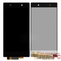 LCD + Touch Sony Xperia Z1/C6903/L39h - черен
