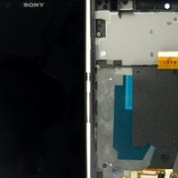 LCD + Touch Sony Xperia Z2/D6503 с рамка-черен