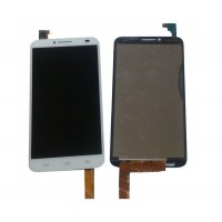 LCD + Touch Alcatel 6037 - бял