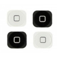 Home buttons PVC-iPhone 3G,3Gs,4G,4S-черен,бял