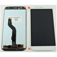 LCD + Touch Huawei G8  - Бял