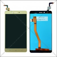 LCD + Touch Lenovo K6 Note - gold