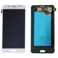LCD + Touch ORIGINAL Samsung J5/J510 2016 бял