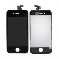 LCD + Touch iPhone 4G - черен
