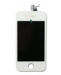 LCD + Touch iPhone 4G - бял