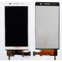 LCD + Touch Huawei P6 - бял