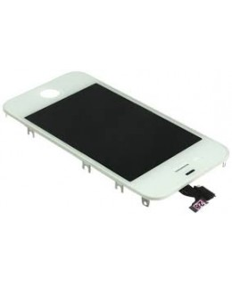 LCD + Touch iPhone 4S - бял