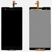 LCD + Touch Sony Xpria T2/D5303 - черен
